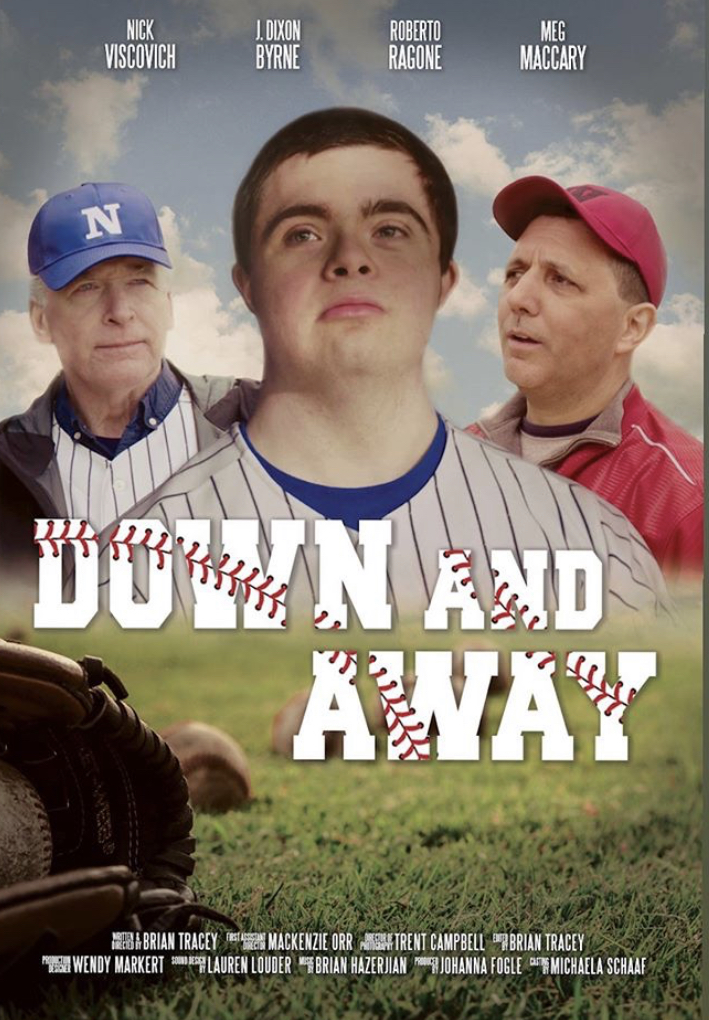 Down and Away Poster